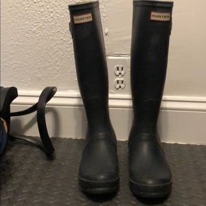 Used Hunter boots